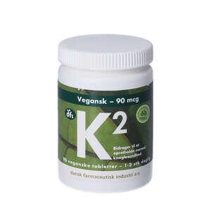 Vitamin K2 tabletter